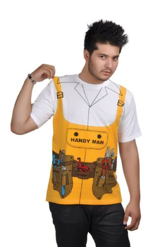 Handyman - Novelty T-Shirt (Wicked Fun)